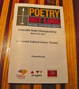 Kids from across the state graced us with their poetry recitations in March.