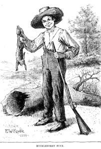 Huckleberry-finn-with-rabbit